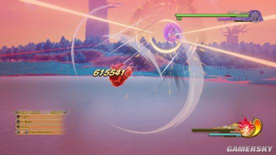 《龙珠Z卡卡罗特》DLC下周解锁 超赛之神vs比鲁斯