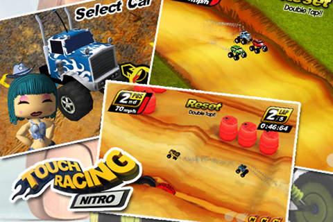 Touch Racing软件截图2