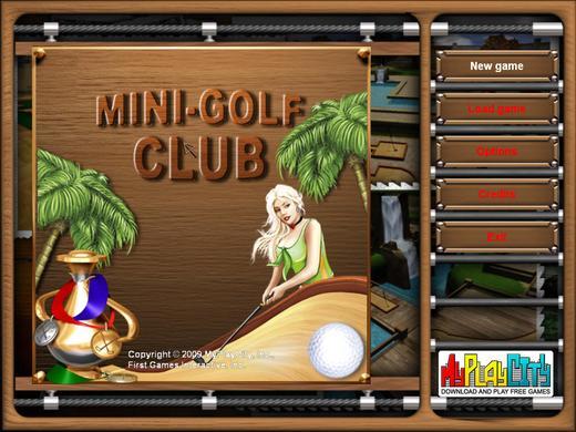 迷你高尔夫俱乐部下载