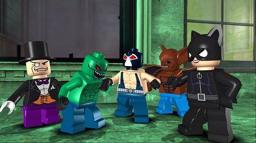 乐高蝙蝠侠(Lego Batman)下载