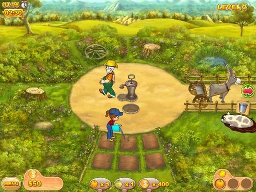 欢乐农场2(Farm Mania 2)下载