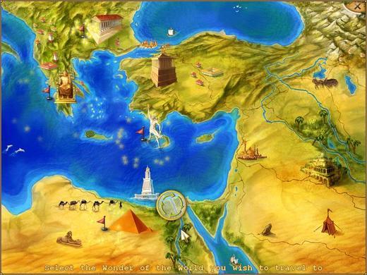 世界谜语之七大奇迹下载