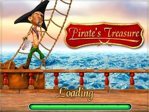 海盗宝藏弹球(Pirate's Treasure)下载