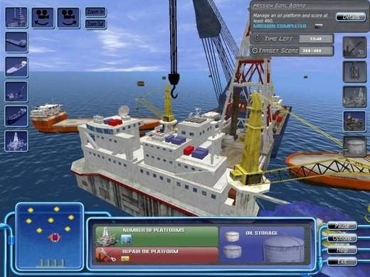 石油平台模拟下载