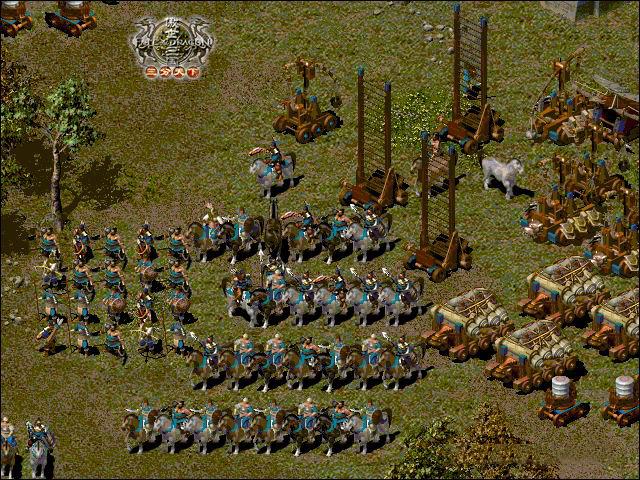 傲世三国之三分天下繁体中文版(Dragon Throne: Battle of Red Cliffs)下载