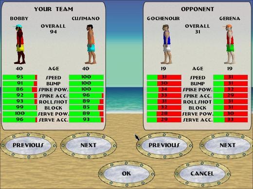 沙滩排球手2下载