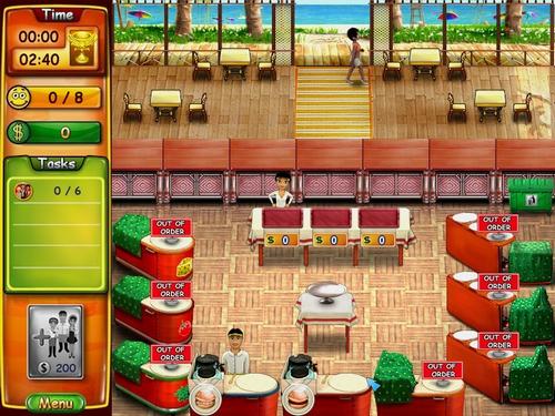 欢闹汉堡店2:艾莉的有机食品下载