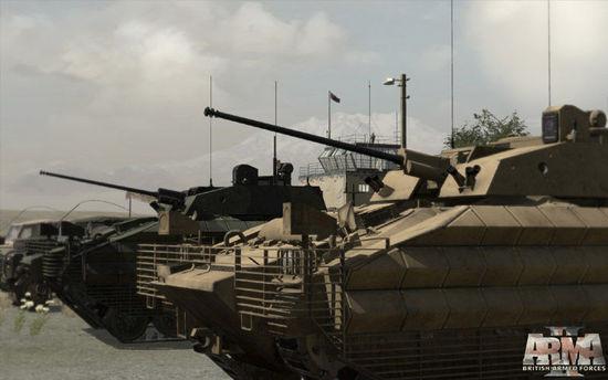武装突袭2:援军(ARMA II: Reinforcements)下载