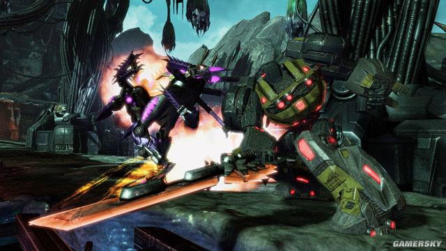变形金刚:赛博坦陨落简体中文版(Transformers:Fall Of Cybertron)下载