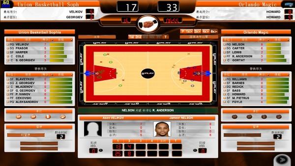 国际篮球经理2010-11赛季 中文版下载