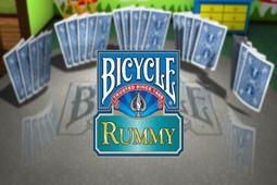 单车扑克:拉米纸牌