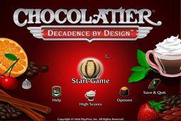 巧克力大亨之设计的变格