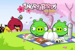 愤怒的小鸟:四季 中文版