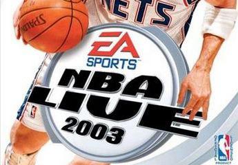 NBA Live 2003(NBA Live 2003)