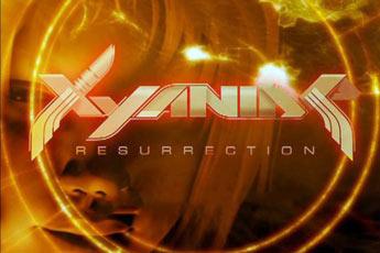 幻影战机:复苏(Xyanide Resurrection)