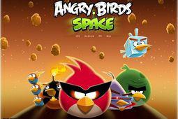 愤怒的小鸟太空中文版