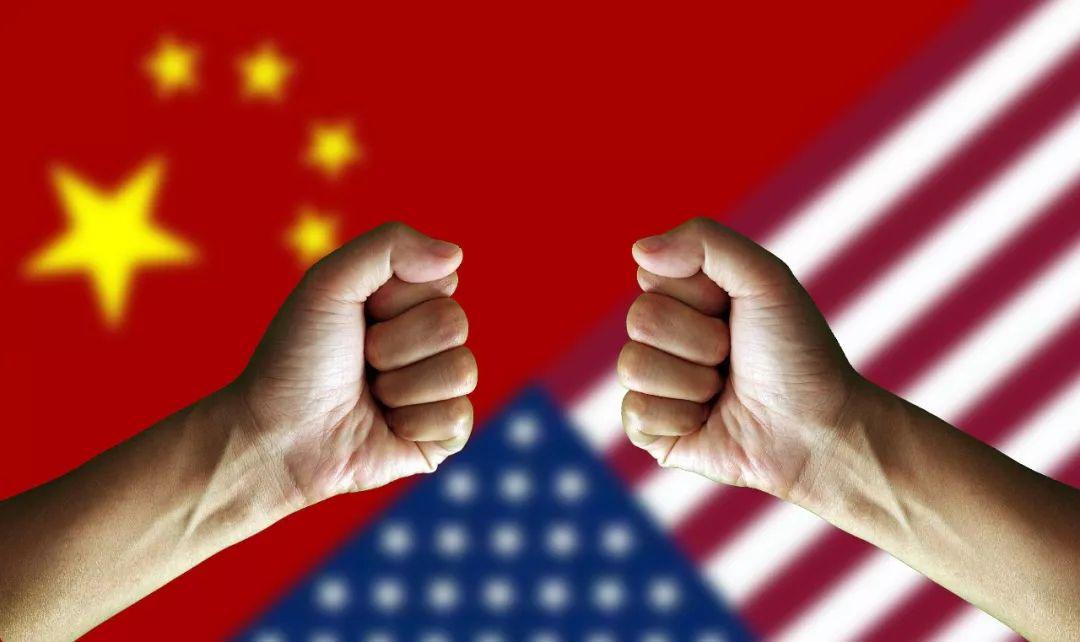 康辉新闻联播贸易战原文原视频观看 中美贸易战:打,奉陪到底!