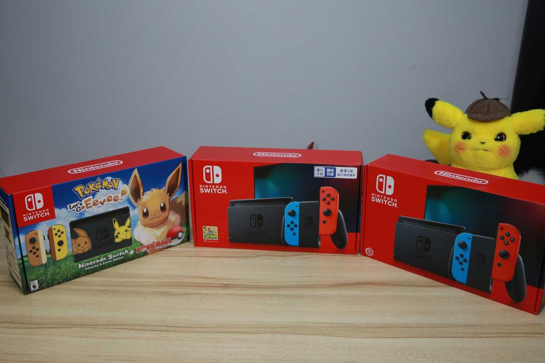 国行Nintendo Switch主机首发正式开售 国行Switch主机全面评测