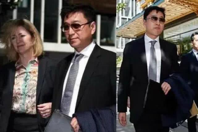 高云翔涉嫌性侵案正式宣判 高云翔性侵案案情回顾,二人深深向陪审团鞠了一躬