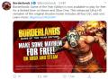 《无主之地年度版》限时免费玩 Steam及Xbox可玩1周