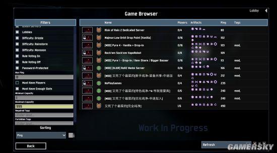 PC《雨中冒险2》1.0版本8月发布 将新增关卡等内容