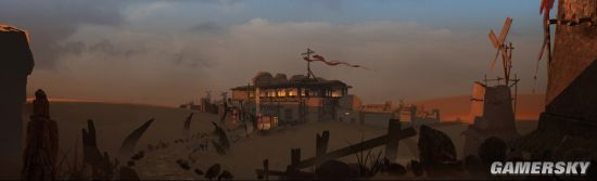 《紫塞秋风》铁背鱼客栈详解 暗流涌动的边陲驿港