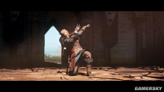 《AC英灵殿》主角中文预告 荣耀与代价、鲜血与火焰