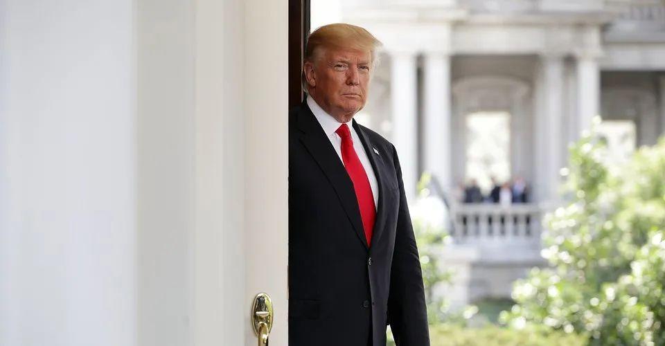 特朗普称选举人团投拜登我就离任 特朗普将离开白宫