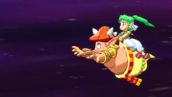 2D横版《神奇小子》新作4月22日发售 登NS/PS4/PC