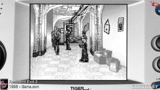 《生化危机》系列进化史 细数1995年至今的历代画面