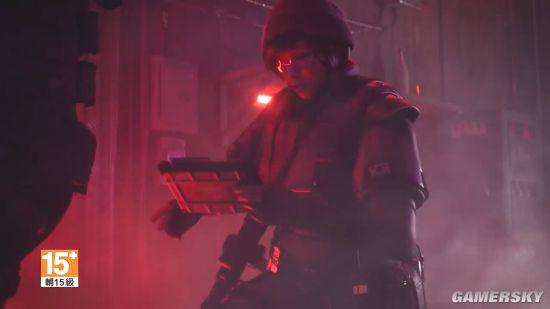 《彩虹六号:围攻》新CG预告 Ash和Kali大打出手