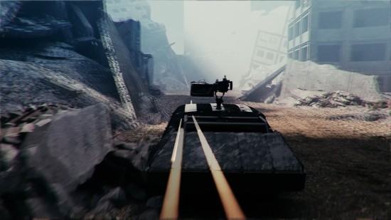死亡飞车游戏《轮式勇者》登Steam 废土飙车突突突