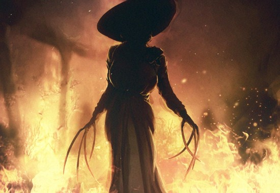IGN分享《生化8》设定图 高挑贵妇携三位爱女亮相