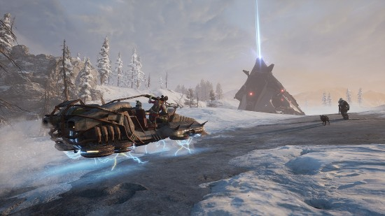 拾荒者本月Steam开启EA测试 免费竞技射击游戏