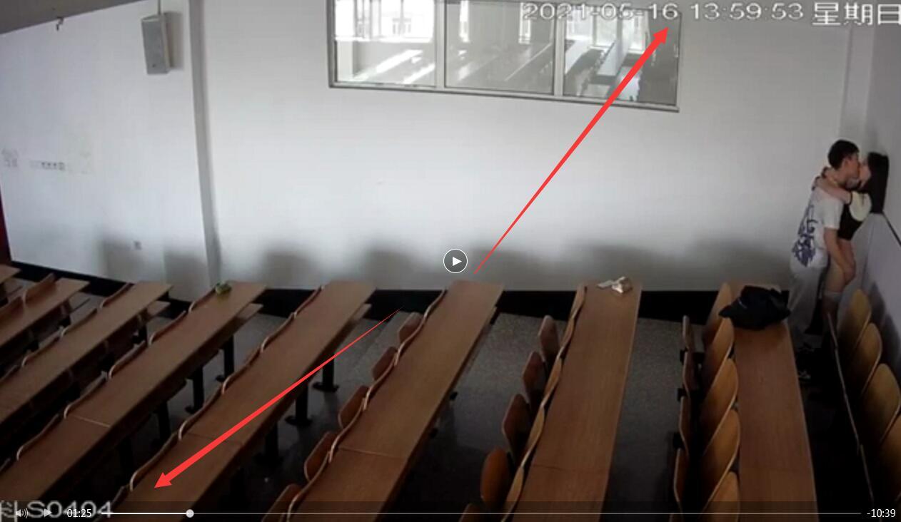 黑龙江教室视频 黑龙江大学教室监控 黑龙江科技大学教室事件视频