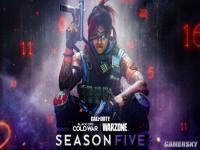 《使命召唤战区》第五赛季封面曝光 新干员持新枪到来