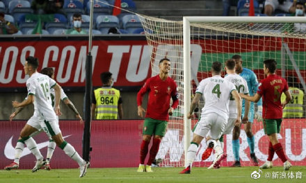 C罗111球成国家队历史射手王 c罗职业生涯总进球数最新
