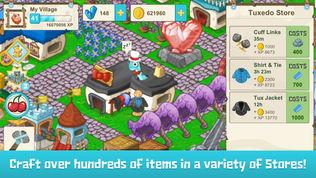 Tiny Village软件截图2