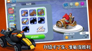 Angry Birds Go(怒鸟向前冲)软件截图2