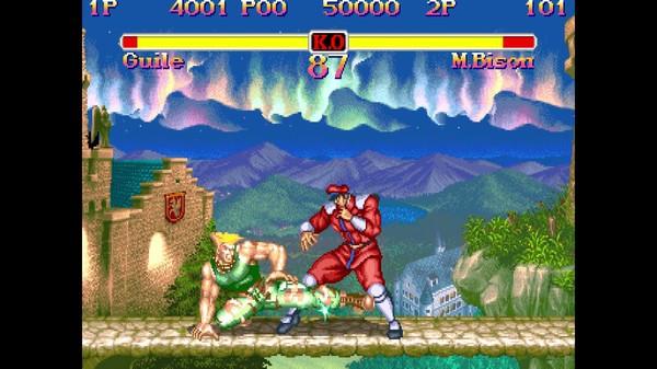 街头霸王30周年纪念合集Street Fighter 30th Anniversary Collection下载