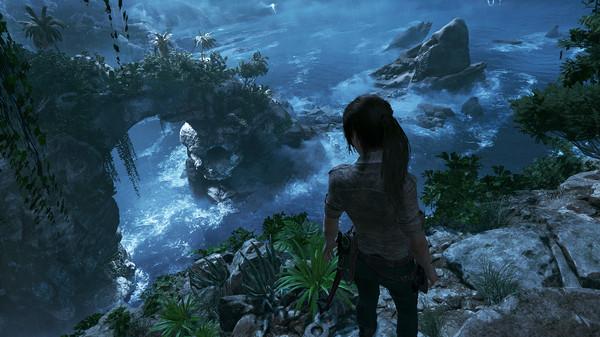 古墓丽影:暗影Shadow of the Tomb Raider