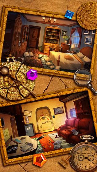古墓逃脱:神秘宫殿逃亡探险游戏软件截图0