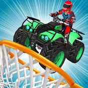 ATV Bike Dunk Race
