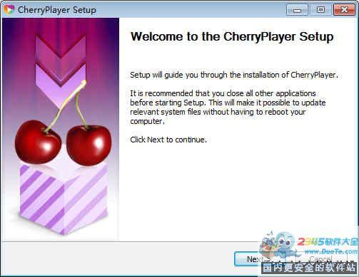CherryPlayer樱桃播放器下载