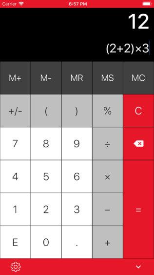Converter + Calculator Pro软件截图1