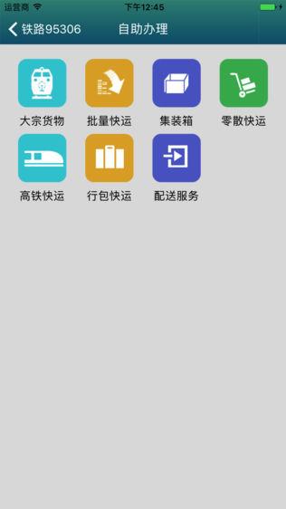 铁路95306软件截图1