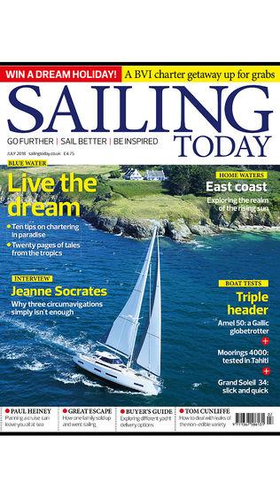 Sailing Today Mag软件截图0