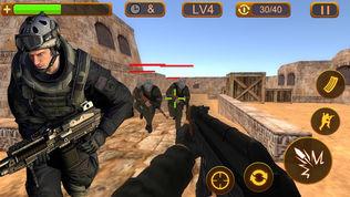 反恐精英射击枪战游戏软件截图0