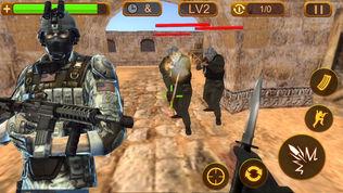 反恐精英射击枪战游戏软件截图1