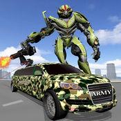 美国机器人豪华轿车车